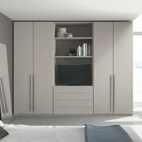 China factory bedroom furniture modern bedroom closet walk in wardrobes designs