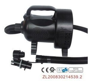 680w AC Electric Air Pump Inflate for tent