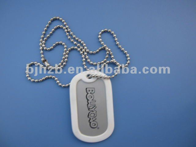 2012 promotion custom metal dog tag