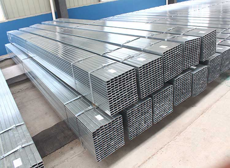 China manufacturers lowest price rhs hollow section steel pipe