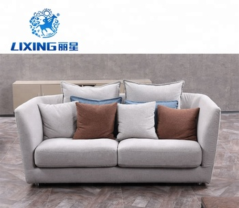 Living Room Comfortable Modern Fabric Sofa Set Furniture NF1113