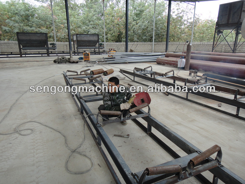 High quality particle board production line/flaker