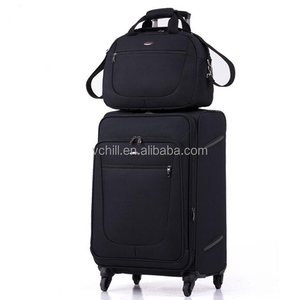 Best selling cheap promotional Eminent EVA soft trolley luggage from Factory