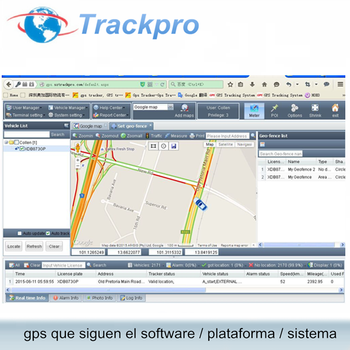 Gprs Google Map Online Gps Tracking Software With Open Source Code  Compatible Trackr Tracker Tk106,Tk06a,Gt06,Gt06n - Buy Gps Tracking  Software With