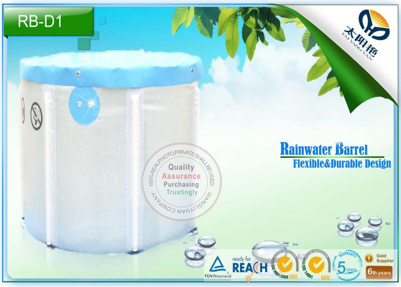 Jardin pliable r servoir d 39 eau pour l 39 eau de pluie syst me - Reservoir d eau de pluie ...
