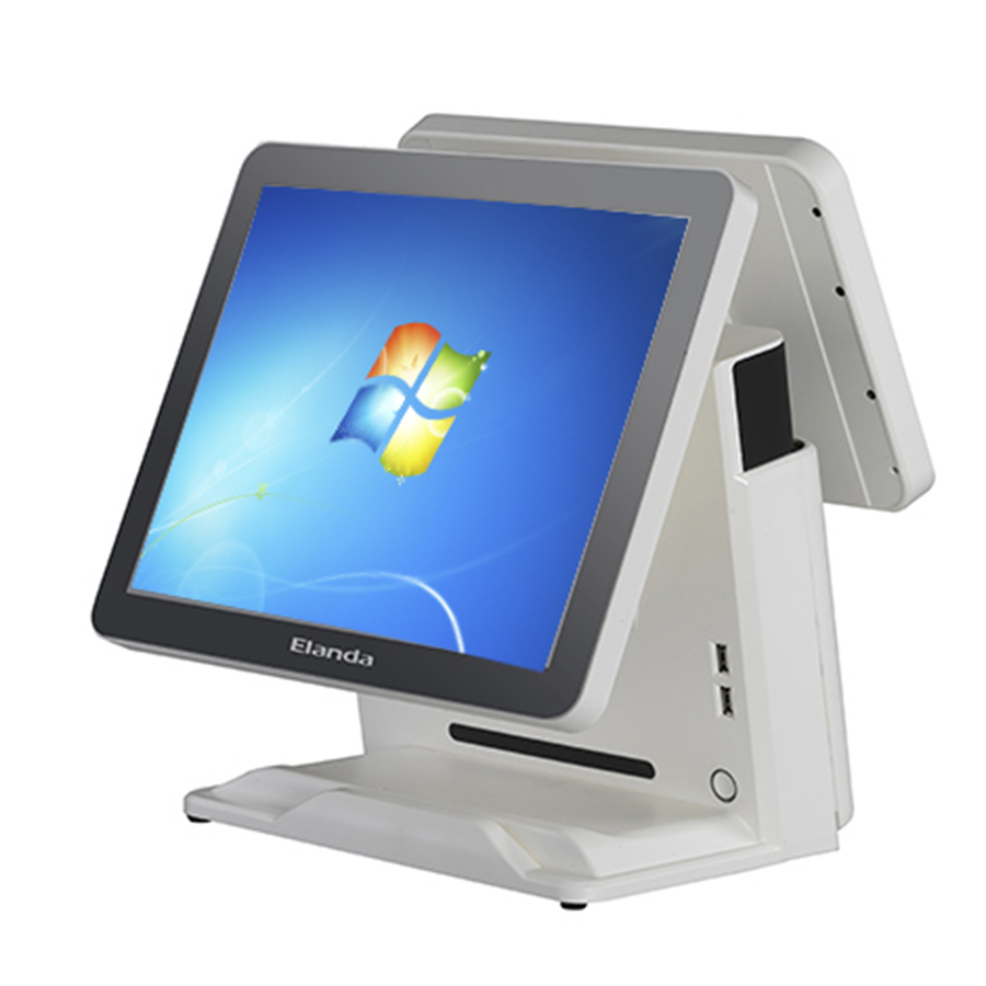 Resistive touch screen J1900 cpu pos system, pos machine all in one