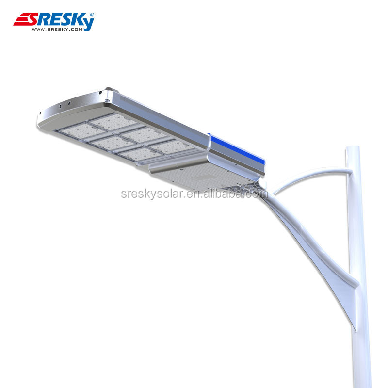 Solar Led Pole Lights Stree 40w Light Product On Alibaba