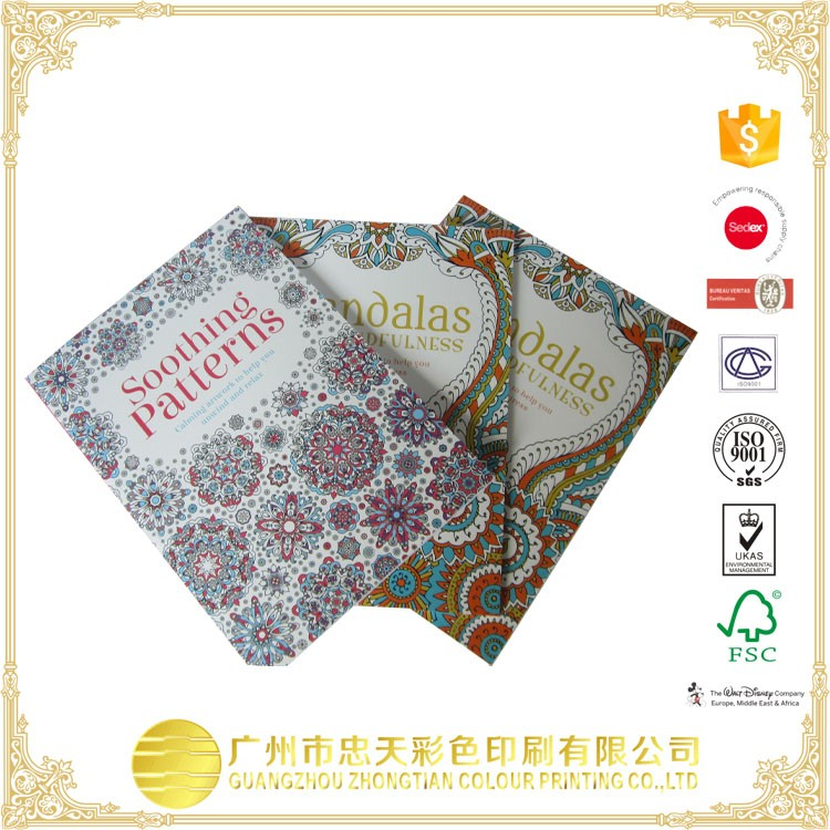 Wholesale Adults Coloring Books Or Adult Drawing Lost Ocean Secret Garden