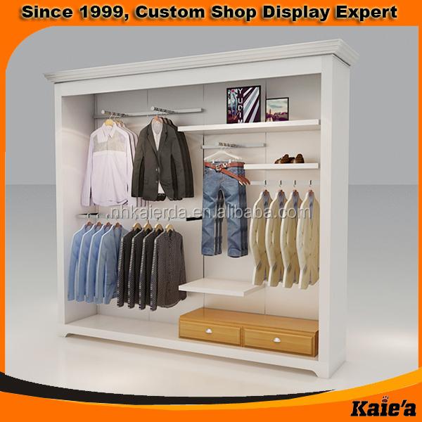 Dise o moderno muebles para tiendas muebles pantalla para for Muebles para ropa