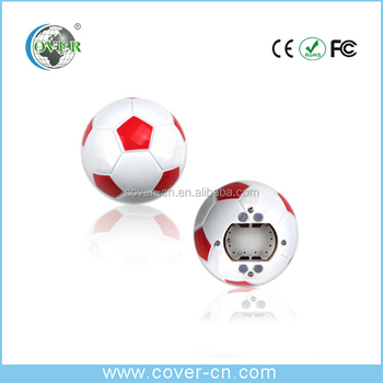 Football shape promotional items bottle opener