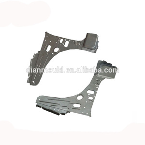 High quality car auto parts sheet metal parts
