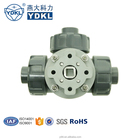 "Valve 3 Way Valve 3/4"" Actuated 6v Solenoid Motorized 3-way Ball Valve"