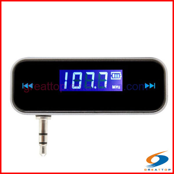 High quality greattop online fm transmitter GT-FMT 601