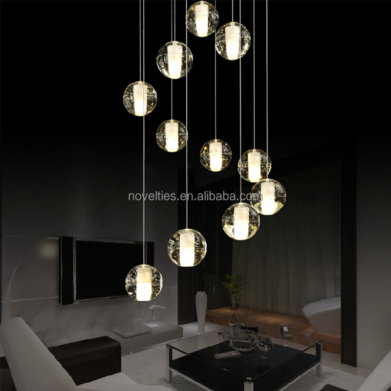 Canada Designer Industrial Lighting Fixtures Crystal Round