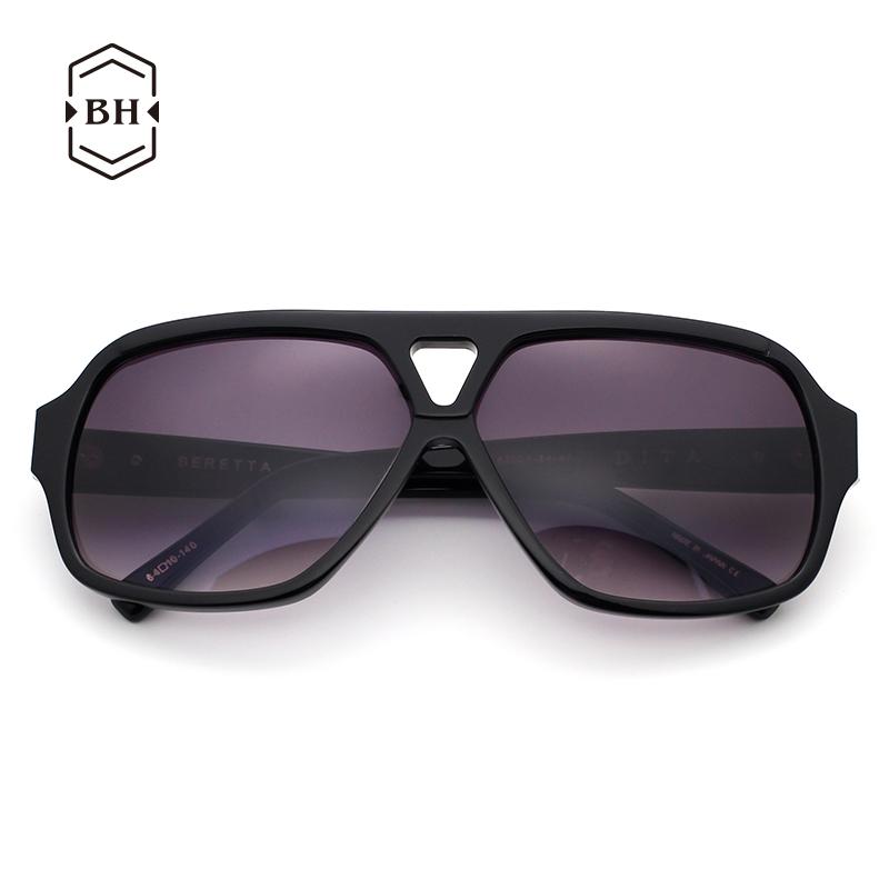 b6da244887 Get Quotations · Dita sunglasses 8300 Brand Designer Men Shiny 18K Glod dita  eyewear lunettes de soleil homme sonnenbrille