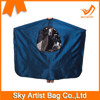 Hair Stylist Salon Smocks Capes And Apron - Buy Salon Cape And Apron,Hair  Salon Smocks And Capes,Hair Stylist Capes Product on Alibaba com