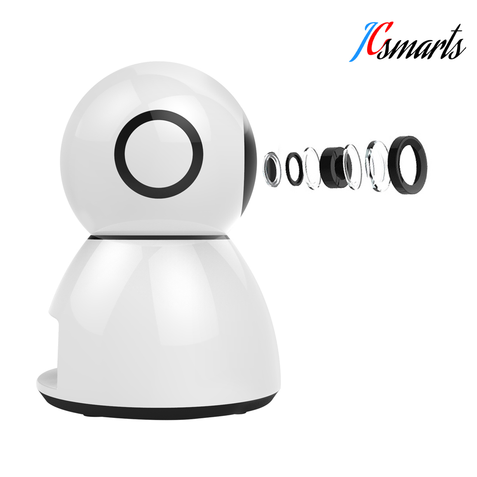 Best House Security Alarm Camera Systems Wireless HD 1080P Night Vision PTZ 360 Degree View Cloud Storage IP Camera