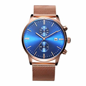 Japan Movement Water Proof Best Price Mens Watches in Wristwatches