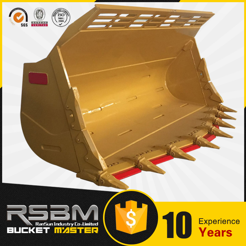 Longer service life products new loader bucket cutting edge