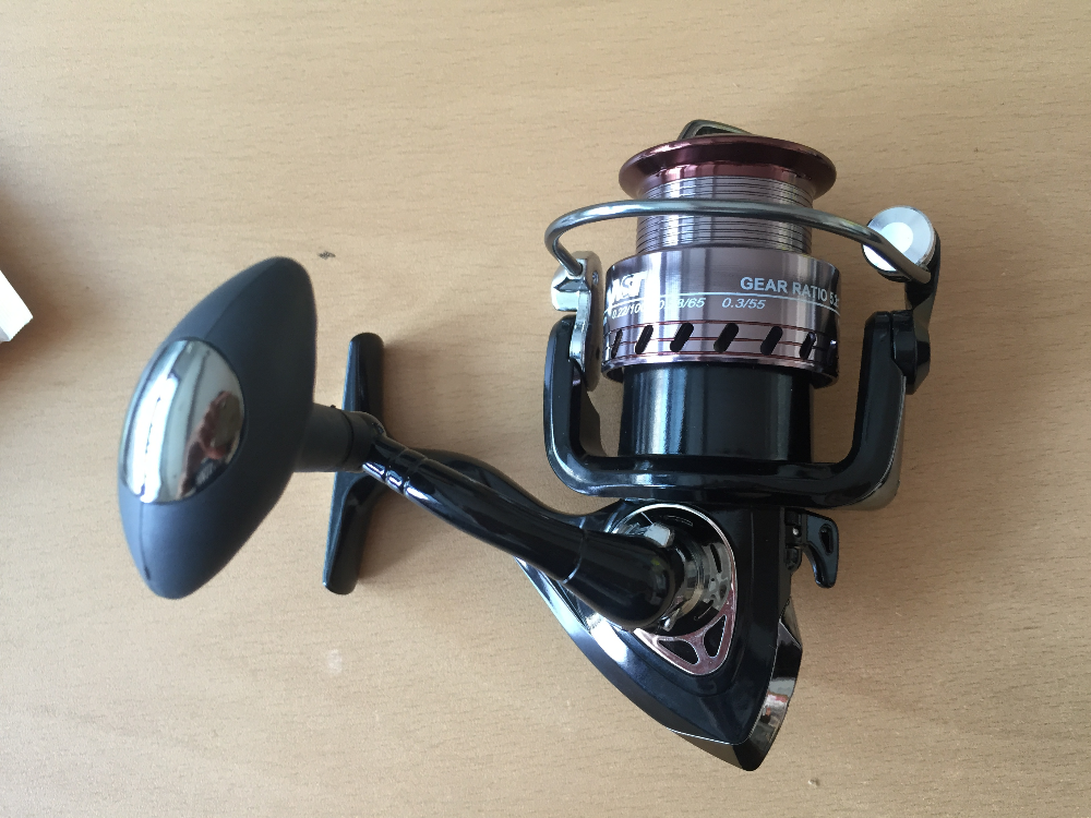 Cheap price full metal fishing reel 9 1bb bait casting for Cheap fishing reels