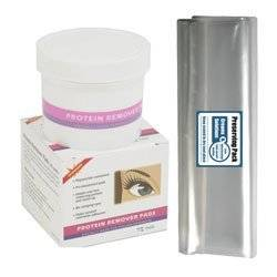 Eyelash Extensions Make Up & Protein Remover Pads Max2 75pc kit / Comes with preserving pack / Model 237645 / Individual Eyelash Extensions / Semi Permanent Eyelash Extensions / Fake Eyelashes / Eyelash Extension / False Eyelash Extensions / Lash Extensions / False Eyelashes by Max2