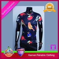 2016 wholesale custom best quality comfortable 3d t-shirt man