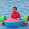 Newest water park equipment mini canoe paddle sale