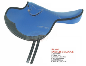 SA402 horse racing saddles