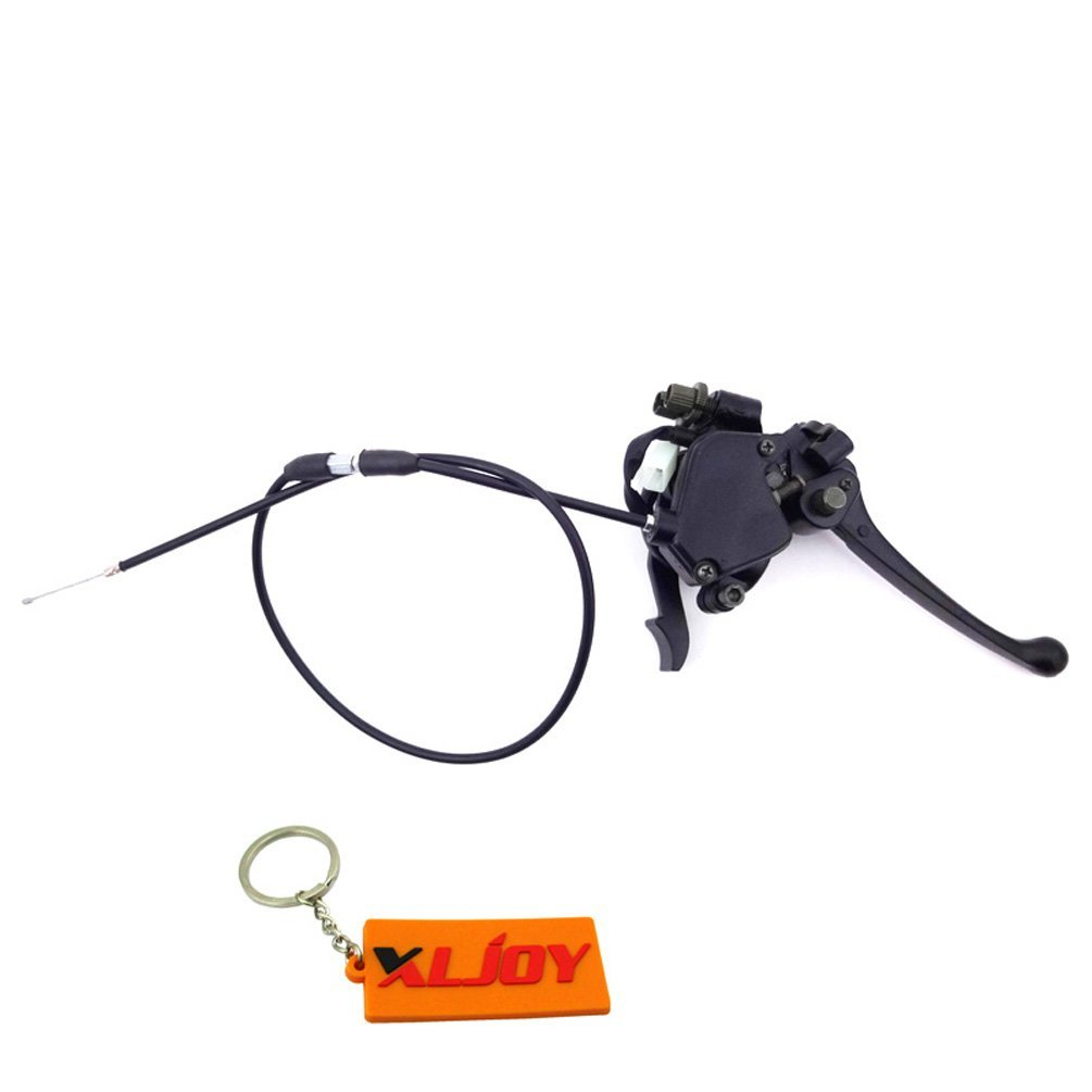 Cheap Kazuma 90cc Find Deals On Line At Alibabacom Raptor 50cc Atv Wiring Diagram Get Quotations Xljoy Throttle Cable Brake Lever For 110cc 125cc Quad Taotao Sunl