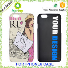 Factory whosale high quality Mobile phone accessory for iphone 6 case