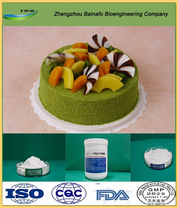 Bioengineering Products Natural Food Preservative Natamycin for Cakes