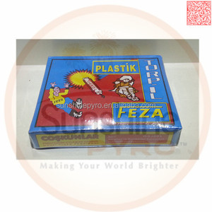 Low price plastik torpil firecracker fireworks from China supplier