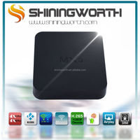 2015 Hot Android TV Box 1G/8G android 4.4 kitkat quad core Amlogic S805 H.265 MXQ built-in WIFI Mali dual 450