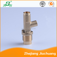 Brass air valve/gas check