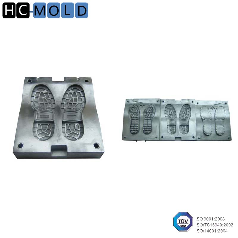 custom PU shoe mold