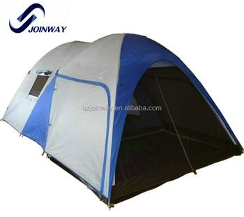 JWF-080 China outdoor large size 6 man luxury c&ing tents  sc 1 st  Alibaba & Jwf-080 China Outdoor Large Size 6 Man Luxury Camping Tents - Buy ...