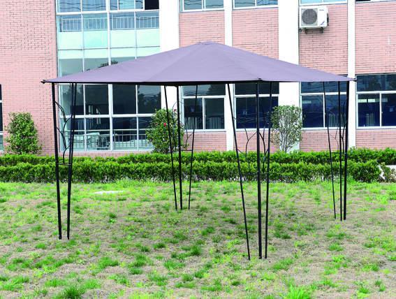 barato jardn gazebo pe al aire libre carpa gazebo impermeable al aire libre
