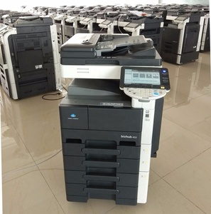 Used Laser Printers Photocopiers Monochrome Machines for Konica Minolta  Bizhub 423 363 283 USA Copiers