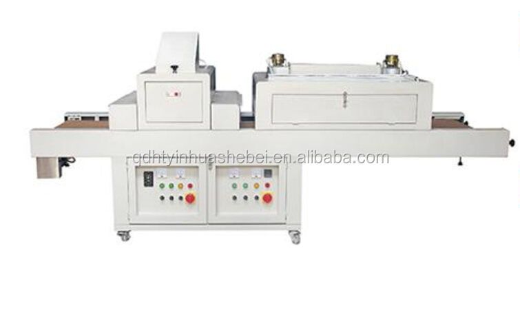 LOW PRICE & HIGH QUALITY Manufacture UV Curing Machine (With Drying) for sale