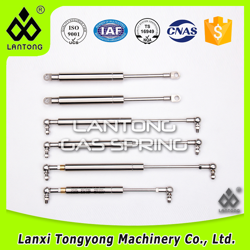 Sales NO. 1 Adjustable Stainless Steel Gas <strong>Spring</strong> For Medical Machine