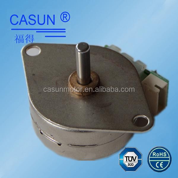High Precision 2 Phase 7 5 Degree Pm Mini 12v Stepper Motor Permanent Magnet Motors For