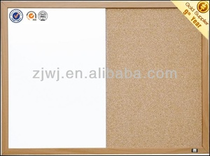 GBB 008 Office combination bard whiteboard and cork board