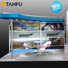 Travel Industry Exhibition booth Design and Customize