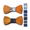 Mens Wholesale 2019 Bow Tie Wooden