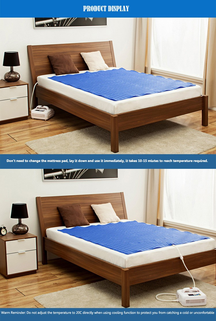 Sleep Temperature Control Chill Pad Mattress Topper For Sleeping