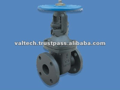 Cast Iron/Ductile Iron Metal seated Gate Valve