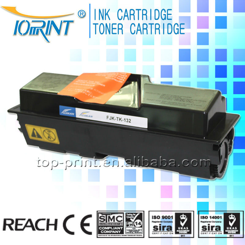 Top Print Quality New Compatible Kyocera TK132 Toner Cartridge for FS-1300D/1300DN/1128MFP