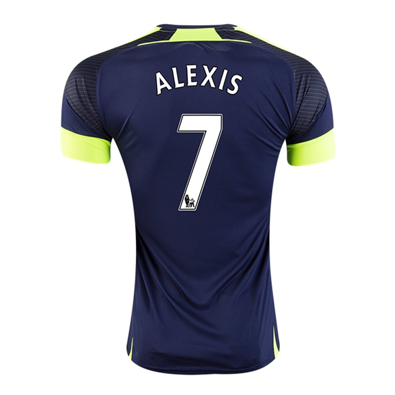 Puma Mens Alexis #7 Official Arsenal 2016/17 Third Soccer Jersey