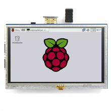 5 Zoll Touchscreen HDMI-Monitor HD 800x480 <span class=keywords><strong>TFT</strong></span> <span class=keywords><strong>LCD</strong></span> <span class=keywords><strong>Display</strong></span> für Raspberry Pi