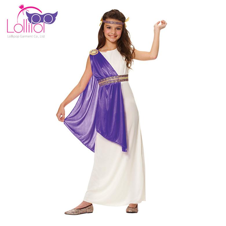 Niños vestido medieval rol francés Maid role play niñas-Disfraces de ...